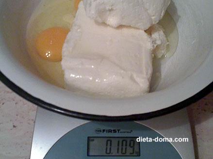 рецепт творожной запеканки в духовке пошаговый рецепт с фото